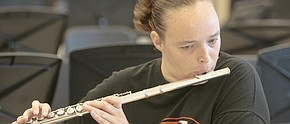 Student, alumni musicians prep for Rayen Stadium opener