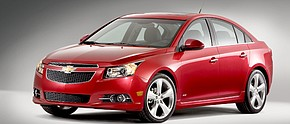 Cruze No. 1 in US in sales of small cars