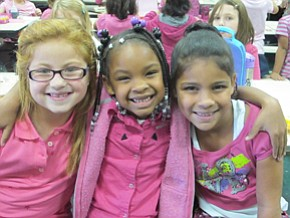 Robinwood raises money for breast cancer awareness