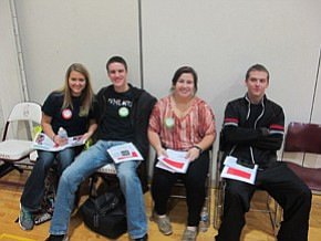 BHS student council hosts blood drive