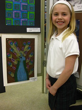 Library celebrates the arts