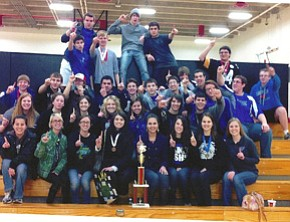 Students take first at Physics Olympics