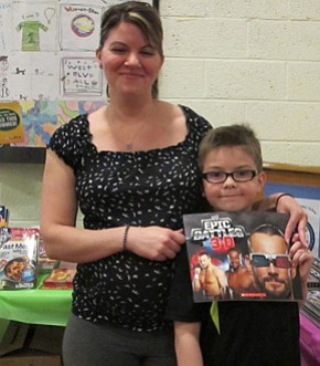 West Boulevard Elementary has BOGO book fair