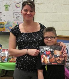West Boulevard Elementary has BOGO book fair