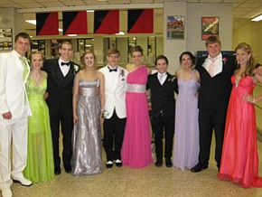 CHS students bring the glitz and glamour