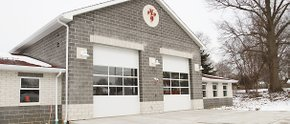 YFD to cut ribbon today on new Midlothian firehouse