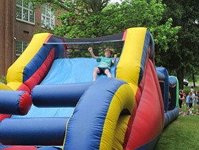 Union Elementary hosts annual Fun Day