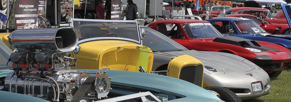 Hot Rod Super Nationals return to Canfield Fairgrounds