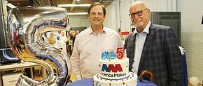 America Makes celebrates 5 years