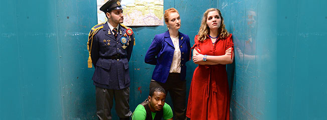 YSU Theater unearths 1935 play 'No More Peace!' History lesson with humor