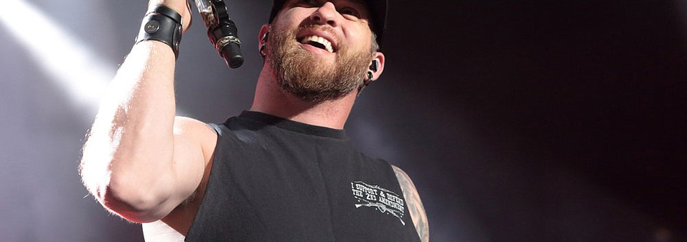 Country star keeps a step ahead of his devils Brantley Gilbert's new chapter