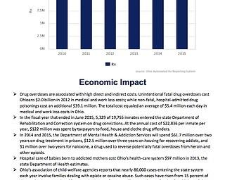 Opioid Economic Impact