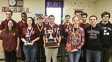 Quiz kids at Boardman High go for 57th win