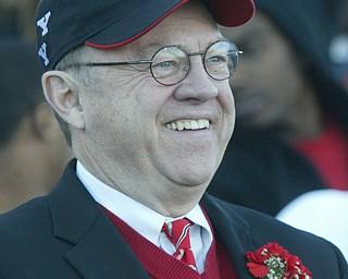 YSU president Dr. David C. Sweet