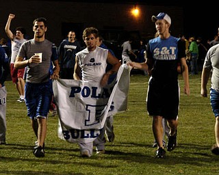 Here is some pictures form The Poland Vs Campbell Game on friday night!