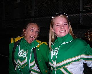 """""""Girls just wanna have fun!""""  Ashley Williams & Kayla Spear"""