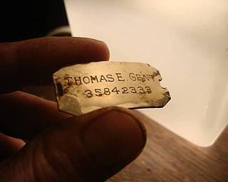 Bracelet found by Pierre Godeau