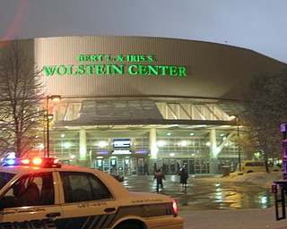 The Wolstein Center at Cleveland State University