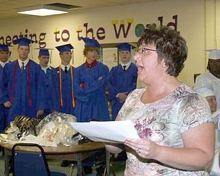 Hubbard High School 2008 Graduation