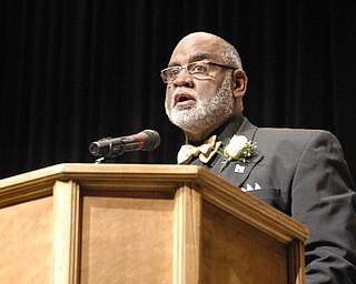 Board of Education President Robert Faulkner, Sr. also made encouraging remarks.