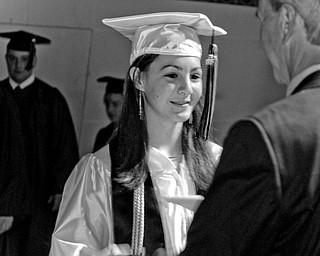 Howland High School graduation 2008.