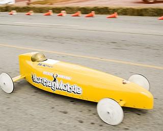 The Monkey Machine, piloted by McKenzie Shaffer of Mineral Ridge.