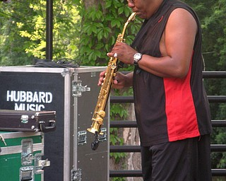 """The Unit at featuring William """"Billy"""" Beck at the Downtown Jazz Fest"""