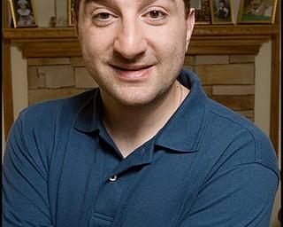 7.28.2008 Dr. Richard Esper at his Austintown home.