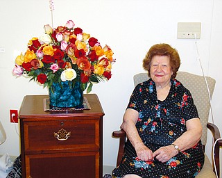 Grace Taranto looks 75, acts 50, and celebrated her 100th birthday Aug. 15.