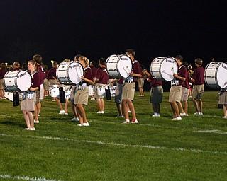 """South Range Drumline keeps the beat."""
