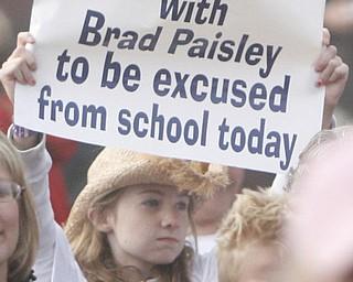 McCain and Paisley at GMA