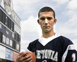 Leetonia quarterback/safety Josh Selway