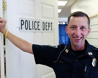 Comedian, New Waterford Police Chief Dan Haueter