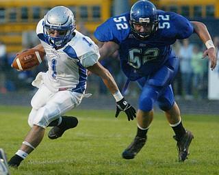 Hubbard vs Lakeview  Sept 19, 2008