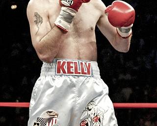 Kelly Pavlik 2008.