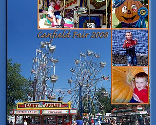 Zackery & Megan had a great time at the Canfield Fair this year! Submitted by: mom, Lashawn Hull of Poland.