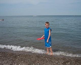 Robert Fay at Geneva on the Lake. Debbie Fay Hubbard, OH