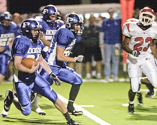 Steubenville vs Poland. Photo by Mark Stahl.