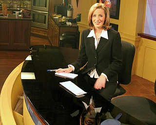 Lauren Lindvig came from WICS Channel 20 in Springfield, IL to join WFMJ 21 Youngstown. She is replacing Laurie Lehosky.