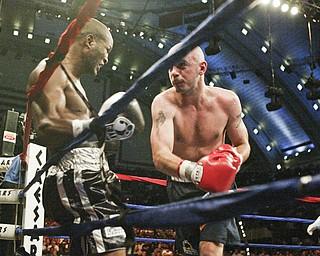 Pavlik vs Hopkins. Saturday October 18, 2008 in Atlantic City. Photo by William D. Lewis.