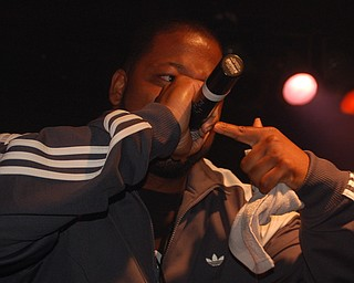 Kenny Ali onstage at Hip-hop for Hip-hop Heads 5
