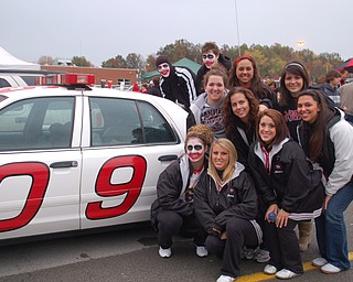 Poland at Canfield Blitz Tailgate Party