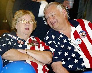 Election night Nov. 4, 2008