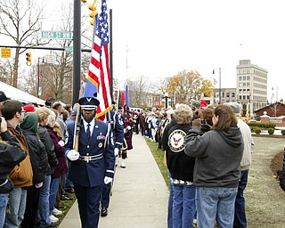 Veterans Day 2008