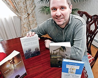 Youngstown Writer Christopher Barzak released his second novel, The Love WeShare Without Knowing, published by Bantam Books.
