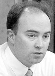 Mahoning County Commissioner John McNally IV
