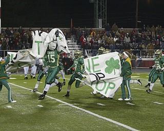 Ursuline State semi final Nov 22, 2008
