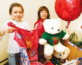 Katherine and Joshua Chin, sister and brother, announce the start of Operation: Pajama Express. It is a project intended to supply new pajamas and teddy bears to children who will be spending the holidays in foster care, shelters, rescue missions and places other than a home of their own.