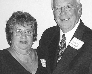 Mr. and Mrs. Larry Fauver
