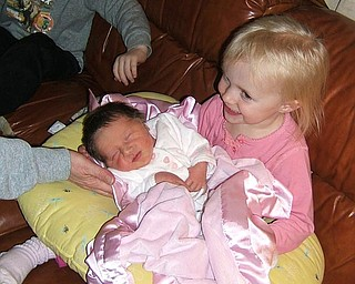 I am sending a picture in response to your joyous occasion feature in 